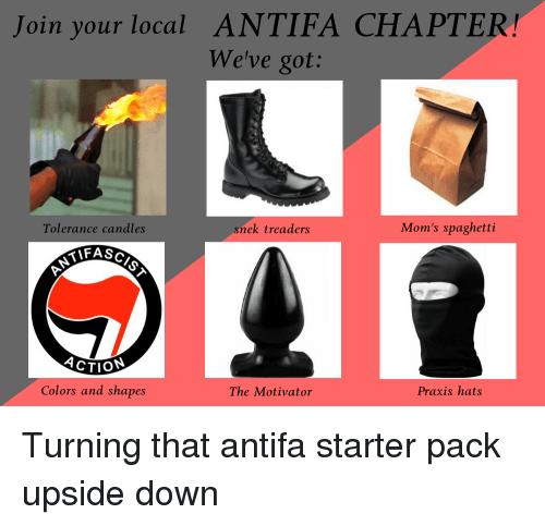Antifa Nutters Portagregor